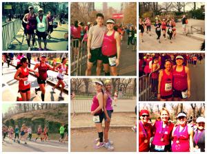 More Magazine / Fitness Magazine Women's Half Marathon, 4/13/14