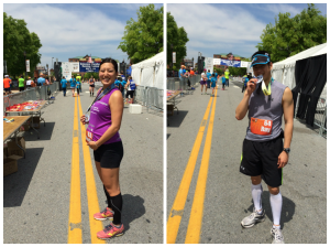 Finished the 2014 Delaware Marathon, 5/11/14!